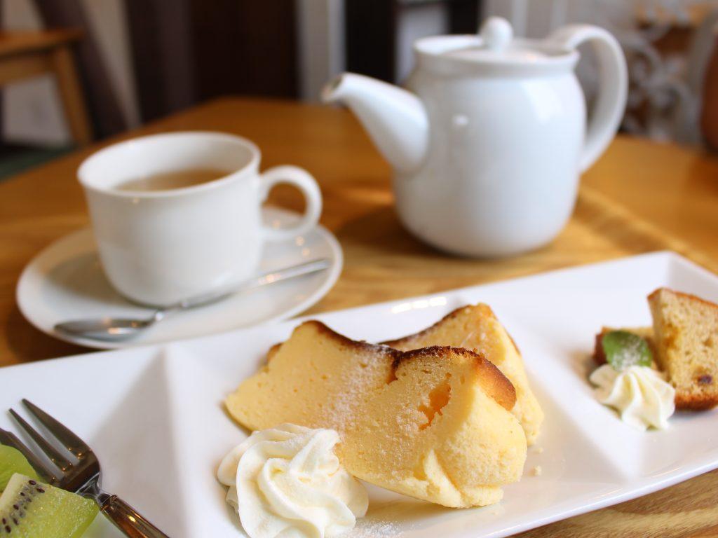 koti cafe ケーキ