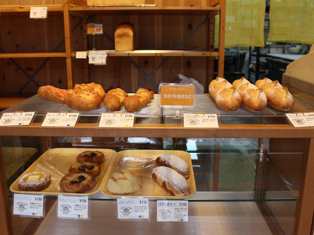 セントラルベーカリー パン