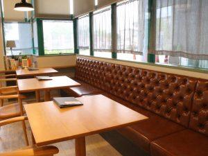 MIZU cafe cocco 店内