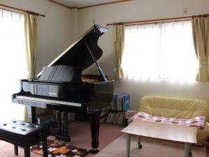 ながのピアノ教室 教室