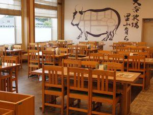 農家レストラン・大吉Grill牧場座席写真