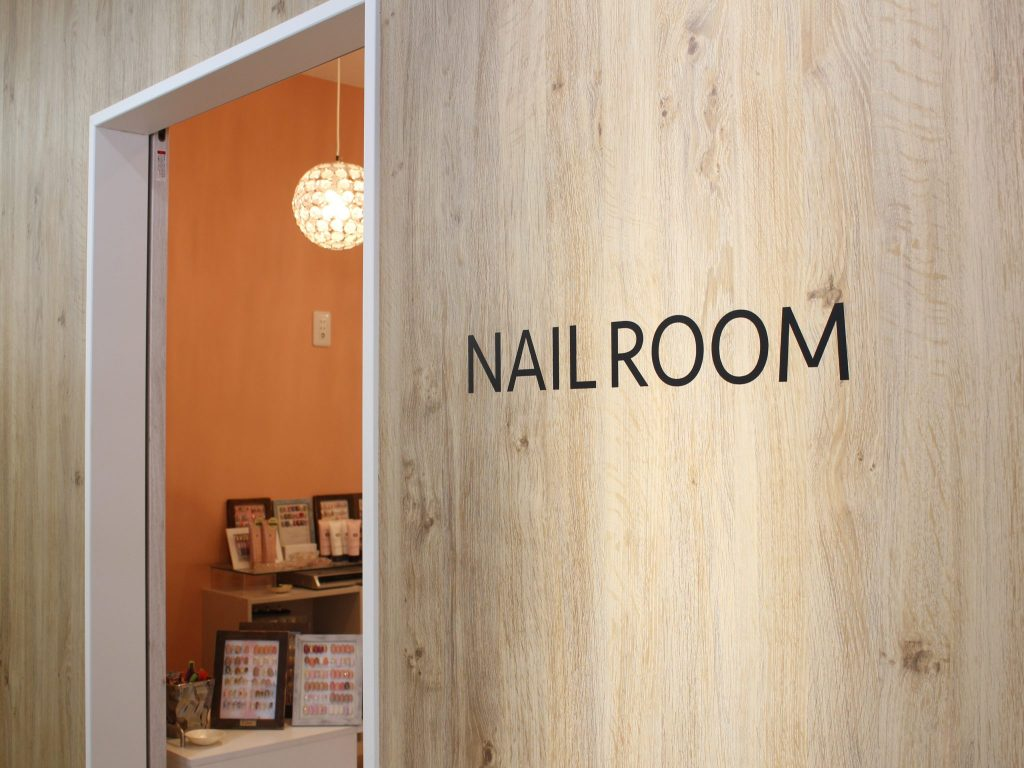 Nail+cafe eclat(ネイルカフェ エクラ)個室