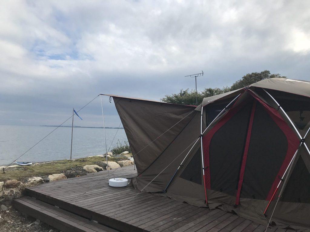 CRAG テント