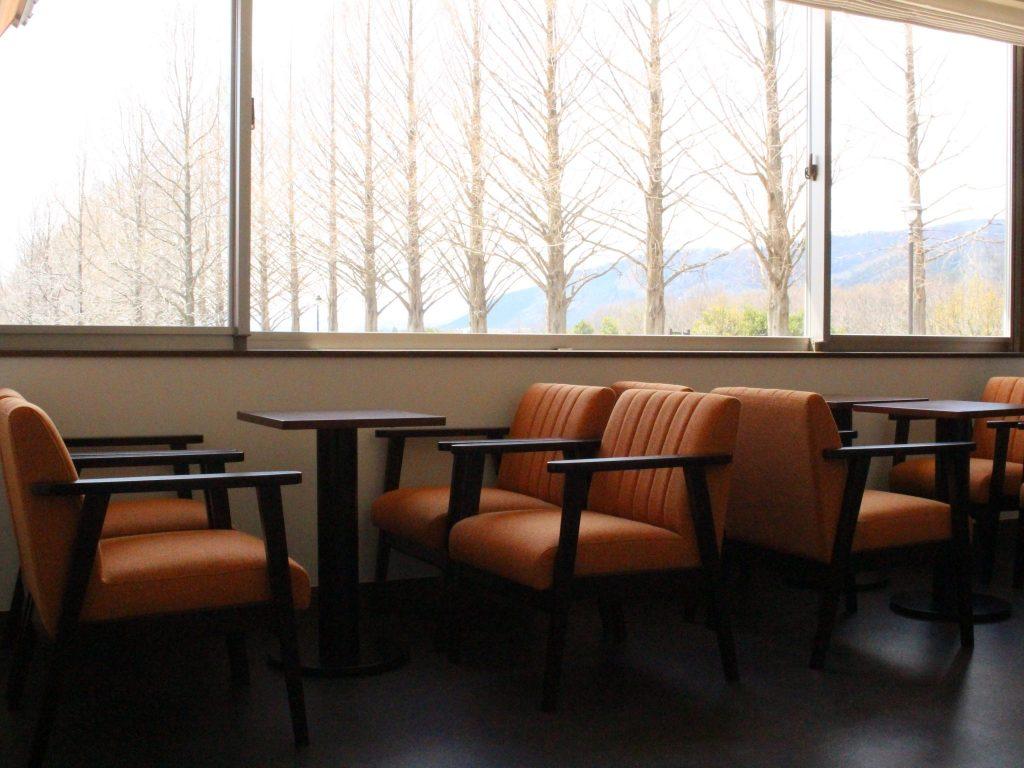 並木カフェ個室