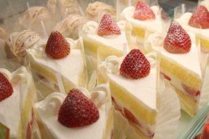 ボヌール ショートケーキ