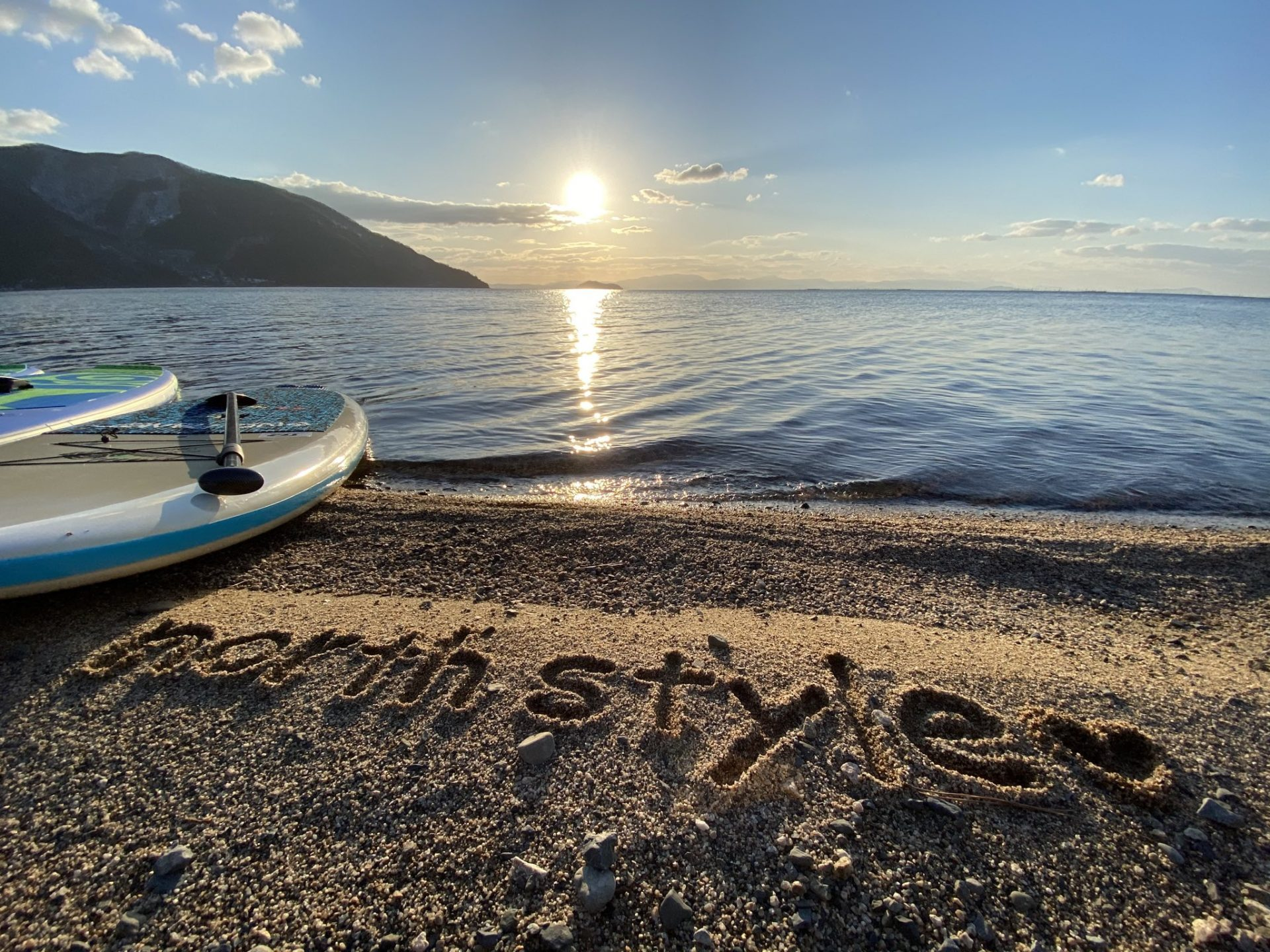 ノーススタイル 奥琵琶湖