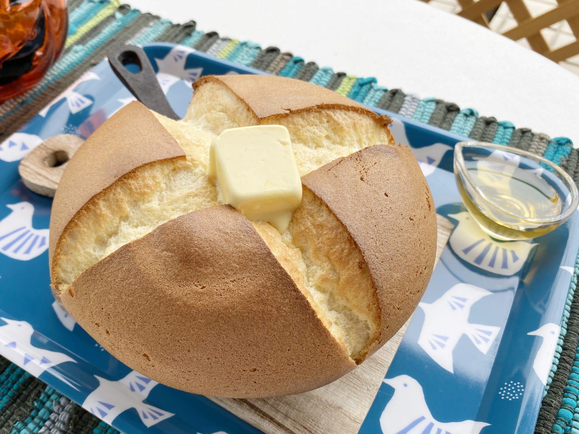 カステラパンケーキ